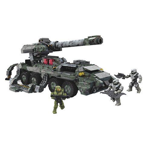 Mega Bloks Halo UNSC Kodiak Charge Set