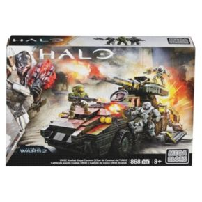 Mega Bloks Halo UNSC Kodiak Charge Set