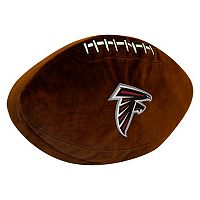 Atlanta Falcons Football Pillow