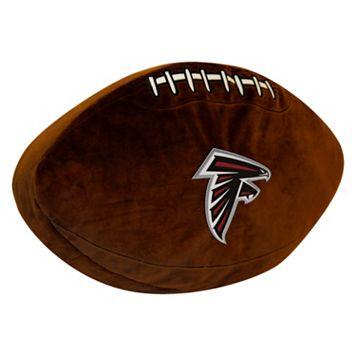 Atlanta Falcons Football Pillow