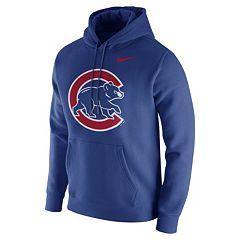 Men's Nike Chicago Cubs Club Fleece Hoodie