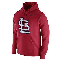 Men's Nike St. Louis Cardinals Club Fleece Hoodie