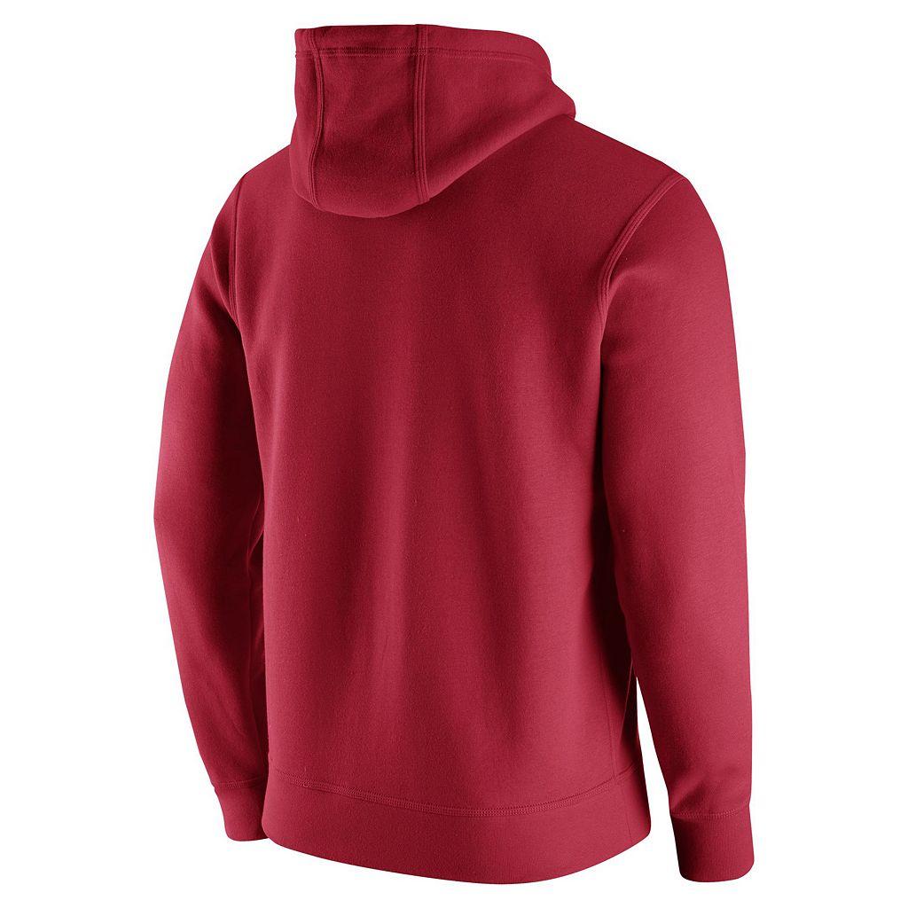 Men's Nike St. Louis Cardinals Club Fleece Hoodie