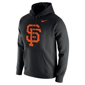 Men's Nike San Francisco Giants Club Fleece Hoodie
