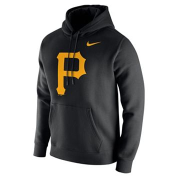 Men's Nike Pittsburgh Pirates Club Fleece Hoodie