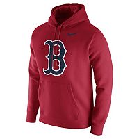 Men's Nike Boston Red Sox Club Fleece Hoodie
