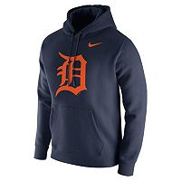 Men's Nike Detroit Tigers Club Fleece Hoodie
