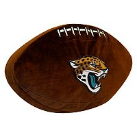 Jacksonville Jaguars Football Pillow
