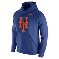 Men's Nike New York Mets Club Fleece Hoodie