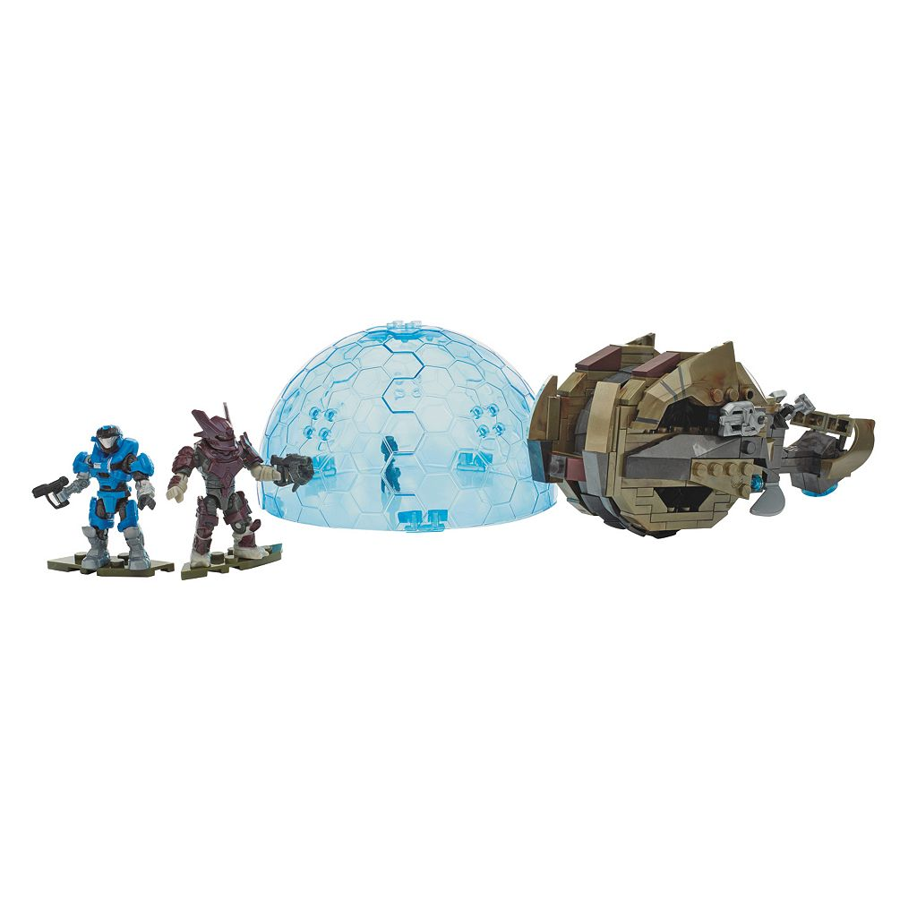 Mega Bloks Halo Brute Chopper Set