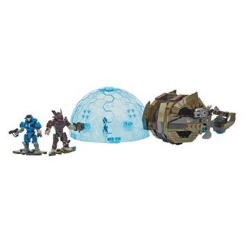 Mega Bloks Halo Brute Chopper Set