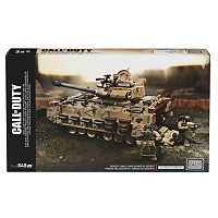 Call of Duty Camouflage Desert Tank by Mega Bloks
