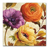 Trademark Fine Art End of Summer II Canvas Wall Art