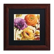 Trademark Fine Art End of Summer II Framed Wall Art