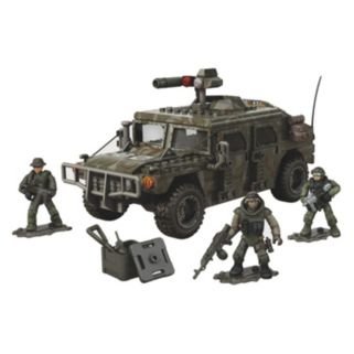 Call of Duty Armor Vehicle Charge by Mega Bloks