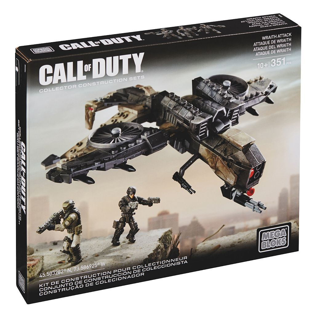 Call of Duty Wraith Attack by Mega Bloks