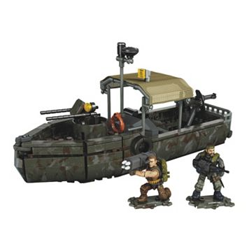 Call of Duty Riverboat Raid by Mega Bloks