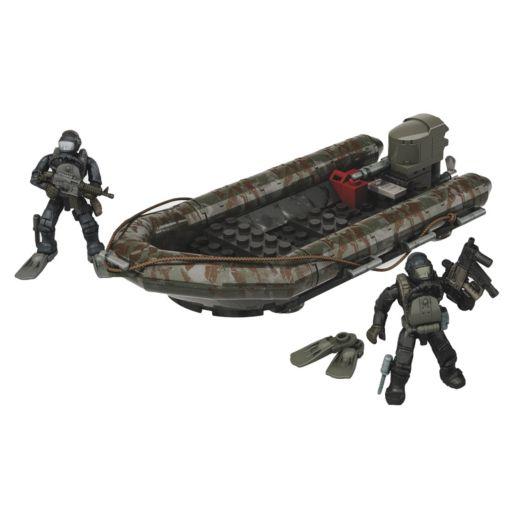 Call of Duty Rib Coastal Attack by Mega Bloks