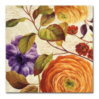 Trademark Fine Art End of Summer III Canvas Wall Art