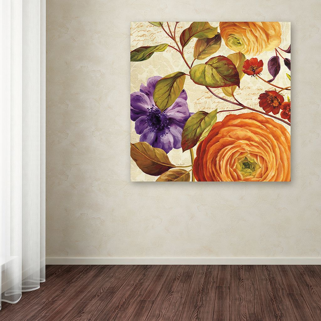Trademark Fine Art End of Summer III Canvas Wall Art