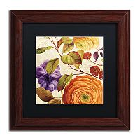 Trademark Fine Art End of Summer III Framed Wall Art