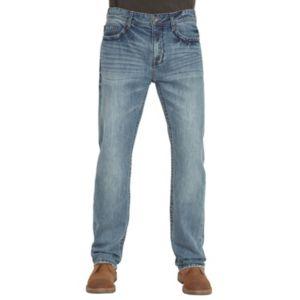 Men's Seven7 Belasco Straight-Leg Stretch Jeans!