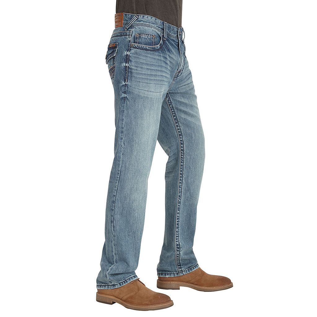 Men's Seven7 Belasco Straight-Leg Stretch Jeans