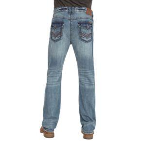 Men's Seven7 Belasco Straight-Leg Stretch Jeans