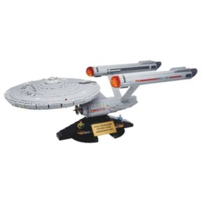 Star Trek U.S.S. Enterprise NCC-1701 Exclusive Collector Construction Set by Mega Bloks