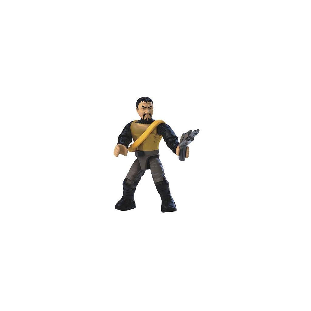 Star Trek Klingon D-7 Cruiser Collector Construction Set by Mega Bloks