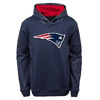 Boys 8-20 New England Patriots Performance Hoodie