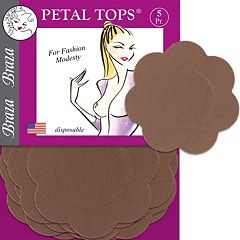 Braza Disposable Concealing Petal Tops 1140