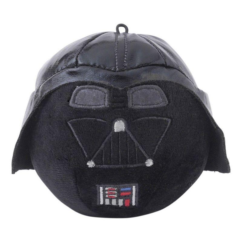 Star Wars Darth Vader Fluffball Ornament by Hallmark, Black