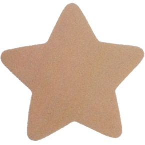 Braza Reusable Star Concealing Petal Tops 1163