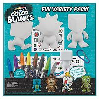 Rose Art Mega Bloks Color Blanks Variety Pack