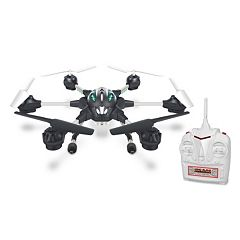 World Tech Toys Nano Alpha 2.4Ghz 4.5ch Quadcopter Spy Drone