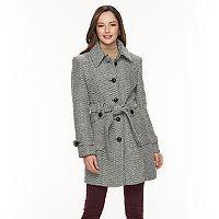 Women's Gallery Tweed Wool Blend Jacket