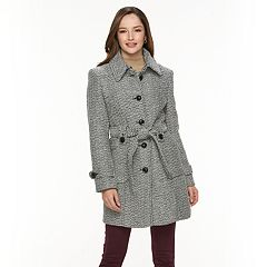 Women's Gallery Tweed Wool Blend Jacket