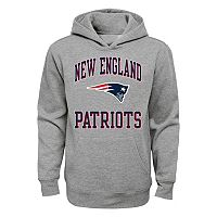 Boys 4-7 New England Patriots Fleece Hoodie