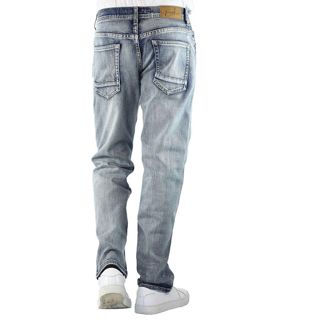 Men's Earl Jean Camden Straight-Leg Jeans