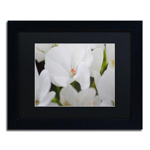 Trademark Fine Art Clustered Black Framed Wall Art