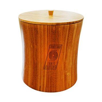 Portland Trail Blazers Bamboo Ice Bucket
