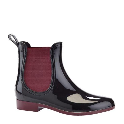Henry Ferrera Clarity Women's Chelsea Water-Resistant Rain Boots