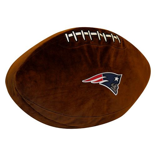 New EnglandPatriots Football Pillow