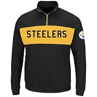 Men's Pittsburgh Steelers Goal Line Pullover