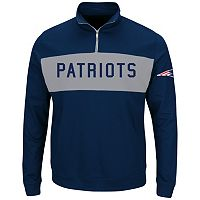 Men's New England Patriots Goal Line Pullover