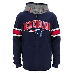 Boys 8-20 New England Patriots Helmet Hoodie