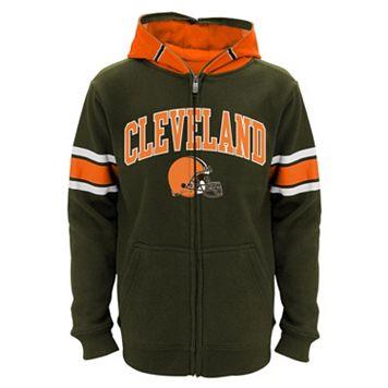 Boys 8-20 Cleveland Browns Helmet Hoodie