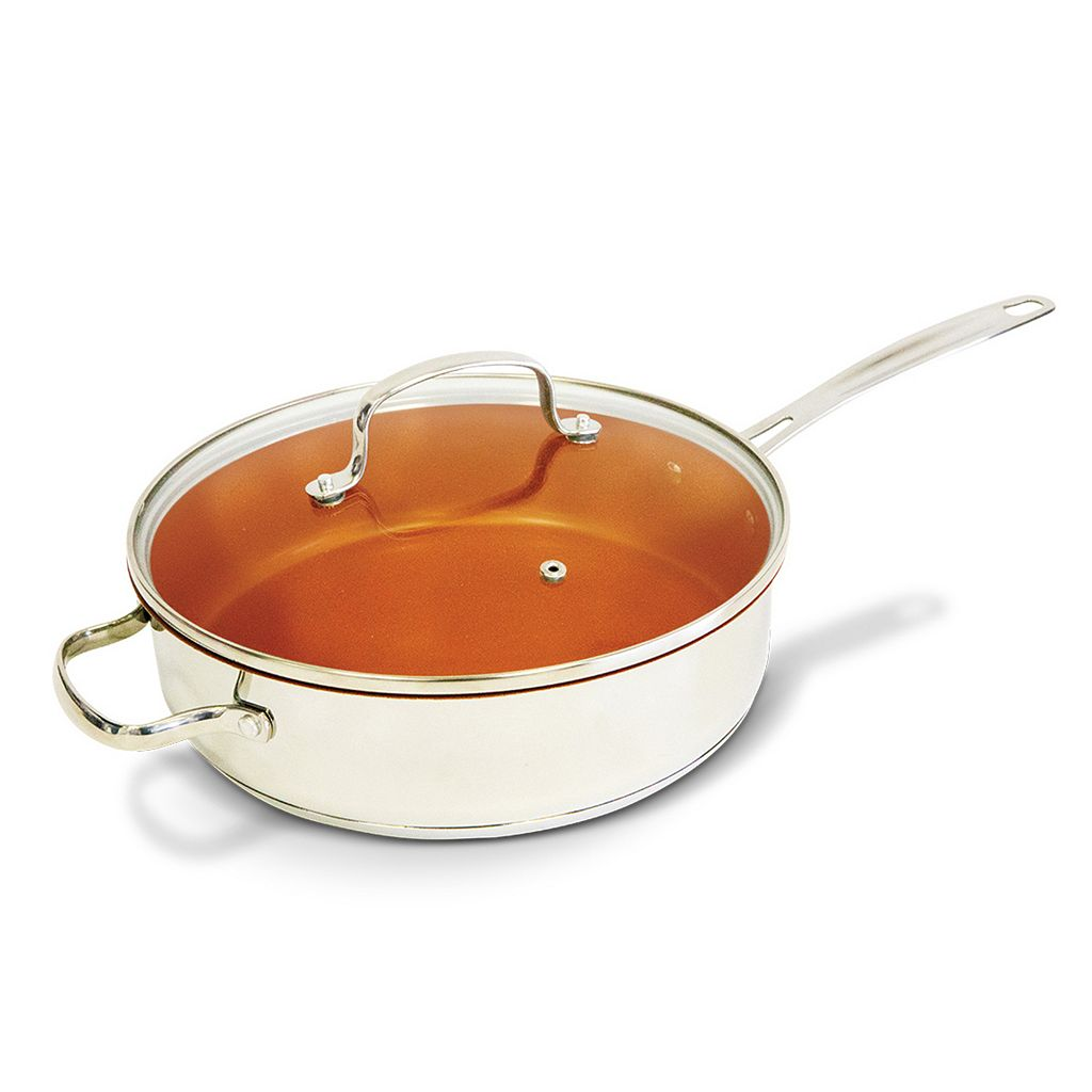 As Seen on TV NuWave 3.5-qt. Nonstick Ceramic Everyday Pan