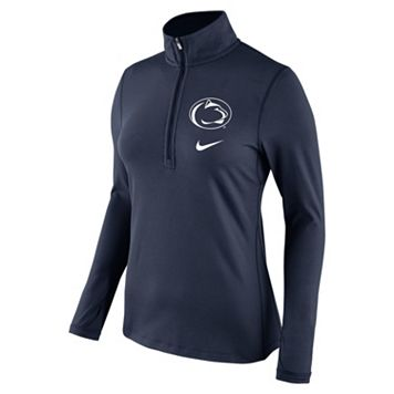 Women's Nike Penn State Nittany Lions Tailgate Quarter-Zip Top